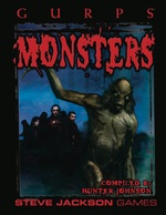 GURPS Monsters cover
