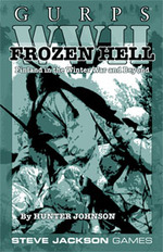 GURPS WWII: Frozen Hell cover