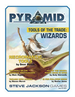 Pyramid #3/1: Tools of the Trade -- Wizards