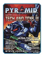 Pyramid #3/51: Tech and Toys III