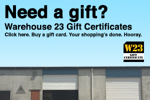 Warehouse 23 Gift Certificate