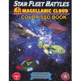 Star Fleet Battles: Module C5 – The Magellanic Cloud SSD Book (Color)
