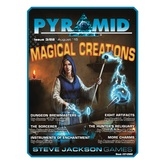 Pyramid #3/82: Magical Creations
