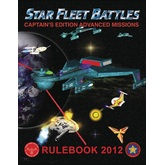 Star Fleet Battles Advanced Missions Rulebook