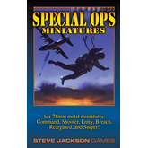 Special Ops Miniatures