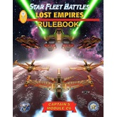 Star Fleet Battles: Module C6 - Lost Empires Rulebook