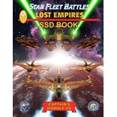 Star Fleet Battles: Module C6 - Lost Empires SSD Book (B&W)