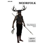Paper Miniatures: Moorfolk Set