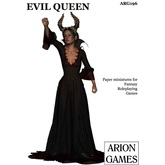 Paper Miniatures: Evil Queen Set