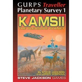 GURPS Traveller Classic: Planetary Survey 1 - Kamsii