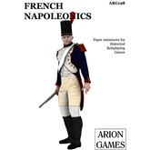 Paper Miniatures: French Napoleonics Set