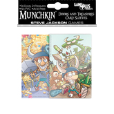 Munchkin Doors and Treasures Card Sleeves