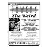 GURPS Powers: The Weird
