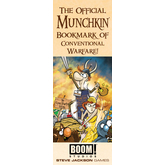 (Boom Bundle) The Official Munchkin Bookmark of Conventional Warfare!
