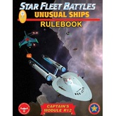 Star Fleet Battles: Module R12 - Unusual Ships Rulebook