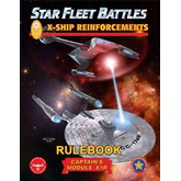 Star Fleet Battles: Module X1R - X-Ship Reinforcements Rulebook