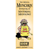 (Boom Bundle) The Official Munchkin Bookmark of Maternal Meddling