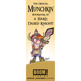 (Boom Bundle) The Official Munchkin Bookmark of a Hard, Dazed Knight!