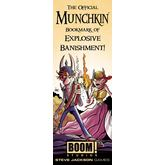 (Boom Bundle) The Official Munchkin Bookmark of Explosive Banishment!