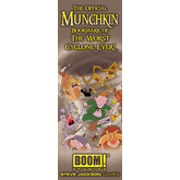 (Boom Bundle) The Official Munchkin Bookmark of The Worst Cyclone Ever!