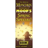 (Boom Bundle) The Official Munchkin Bookmark of Moop's Spring Special!