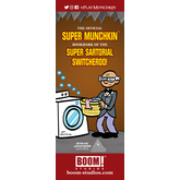 (Boom Bundle) The Official Super Munchkin Bookmark of the Super Sartorial Switcheroo!