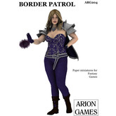 Paper Miniatures: Border Patrol Set