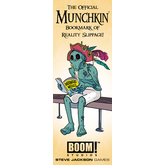 (Boom Bundle) The Official Munchkin Bookmark of Reality Slippage