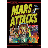 GURPS Mars Attacks