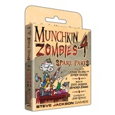 Munchkin Zombies 4 – Spare Parts