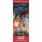 (Boom Bundle) The Official Munchkin Bookmark of Wonderland Withdrawal!