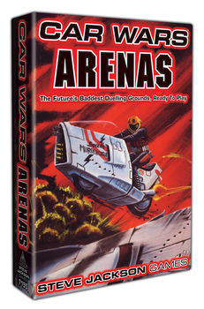 Car Wars Arenas -  Steve Jackson Games