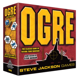 Ogre Sixth Edition -  Steve Jackson Games