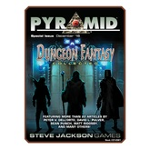 Pyramid: Dungeon Fantasy Collected