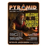 Pyramid #3/98: Welcome to Dungeon Fantasy