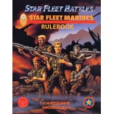 Star Fleet Battles: Module M - Star Fleet Marines Rulebook