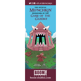 (Boom Bundle) The Official Munchkin Bookmark of the Garb of the Gazebo