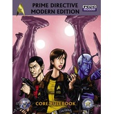 Prime Directive PD20 Modern Core Rulebook