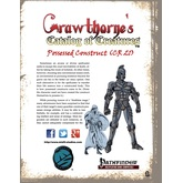 Crawthorne's Catalog of Creatures: Possessed Construct