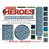Cardboard Heroes Dungeon Floors