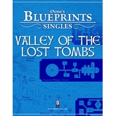 0one's Blueprints: Singles - Valley of the Lost Tombs