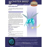 Monster Brief: Small Foes