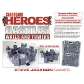Cardboard Heroes Castles: Walls and Towers