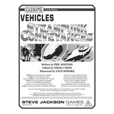 GURPS Vehicles: Steampunk Conveyances