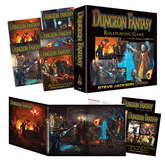 Dungeon Fantasy RPG Pre-Order Bundle