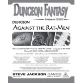 Dungeon Fantasy: Against the Rat-Men