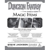 Dungeon Fantasy Magic Items