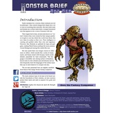 Monster Brief: Rat Men