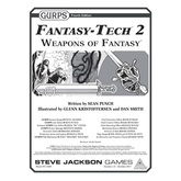 GURPS Fantasy-Tech 2: Weapons of Fantasy