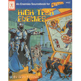 High Tech Enemies (4th Edition)